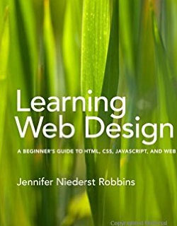 Learning Web Design Image