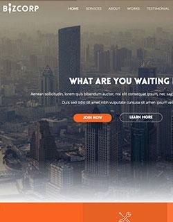 Joomla Multiple Business Template Image